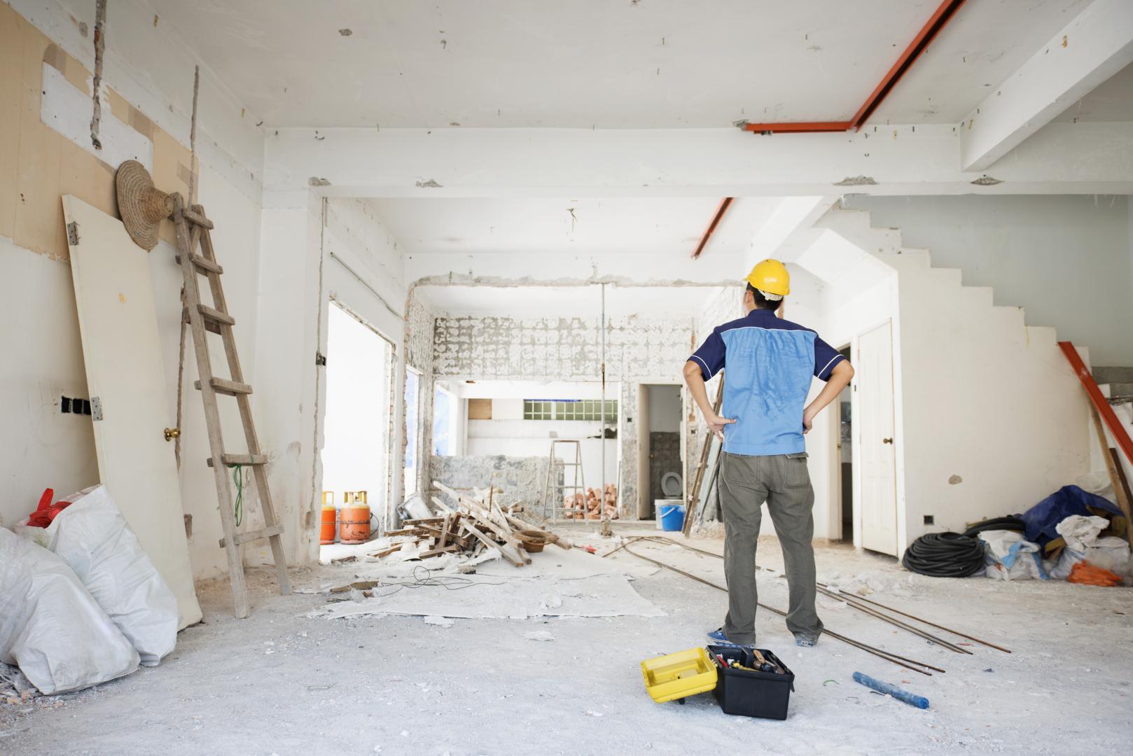 assurer un projet de rénovation maison