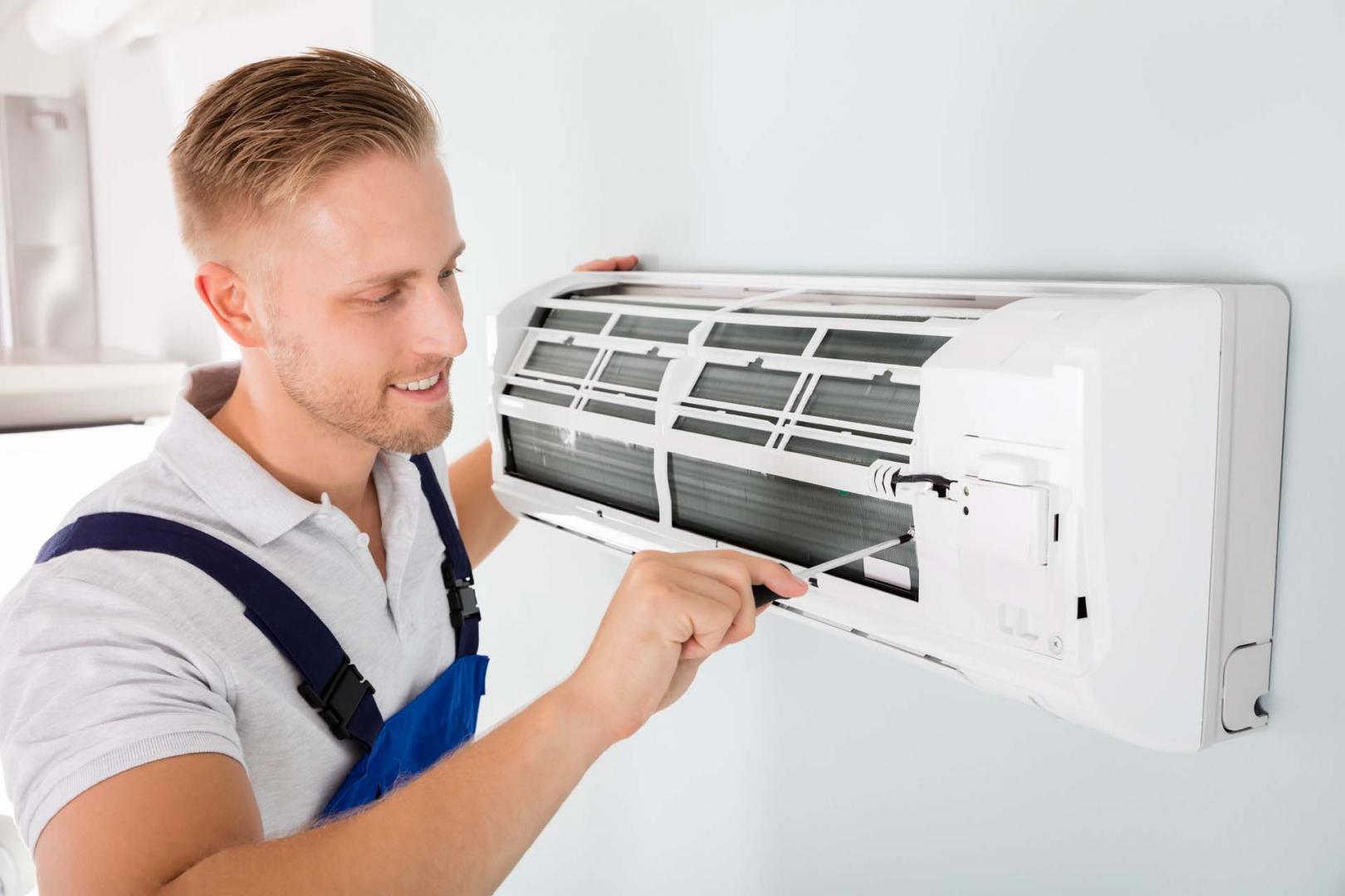 réparer la climatisation